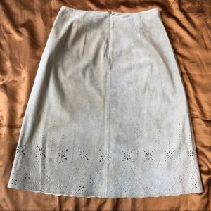 Charter Club Skirts - Suede Skirt